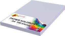 Shan Papier ksero A4 120g fioletowy 100 arkuszy