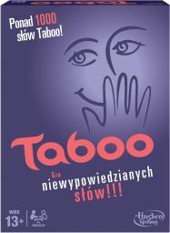 Hasbro Taboo Tabu (A4626)
