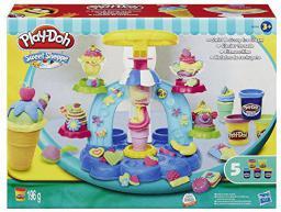 Hasbro Play-Doh Zakręcona cukiernia
