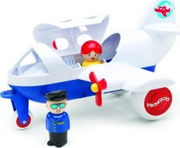 Viking VIKING Samolot Pasażerski  2 Figurki - 1274