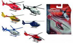 Majorette Helikoptery 6 rodzajów 212053130