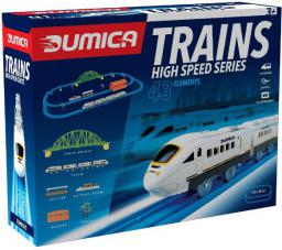 Dumel Zestaw High Speed Train DU20330