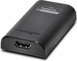 Adapter AV Kensington VU4000 4K USB 3.0 na HDMI (K33988WW)
