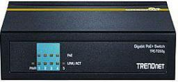 TRENDnet 5-portowy switcz Gigabit PoE+ (TPE-TG50G)