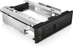 Kieszeń Icy Box 3.5'' SATA/SAS HDD (IB-166SSK-B)