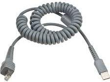 Intermec USB Coiled 2.44m (236-219-001)