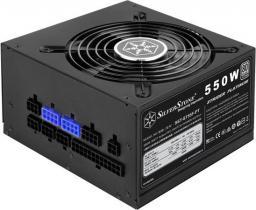Zasilacz SilverStone Strider PlatinumSeries - 550 Watt (SST-ST55F-PT)