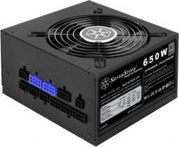 Zasilacz SilverStone Strider PlatinumSeries - 650 Watt (SST-ST65F-PT)