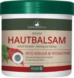 Herbamedicus Balsam/żel z ekstraktem z kasztanowca i winogrona 250 ml - Herbamedicus
