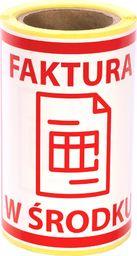 MD Labels Naklejki Etykiety Ostrzegawcze Faktura w środku 100szt