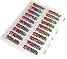 Quantum Etykiety kodów kreskowych LTO 6 (3-06397-11)