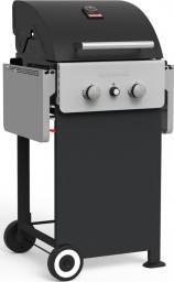 Barbecook Grill ogrodowy gazowy ruszt żeliwny 43x17.5 cm Spring 2002
