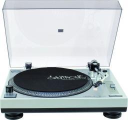 Gramofon Omnitronic BD-1350 srebrny (10603050)