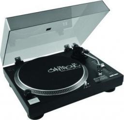 Gramofon Omnitronic DD-2520 czarny (10603060)