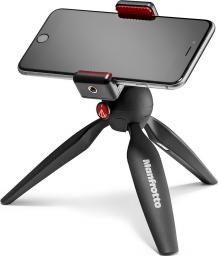 Statyw Manfrotto Pixi Smart (MKPIXICLAMP-BK)
