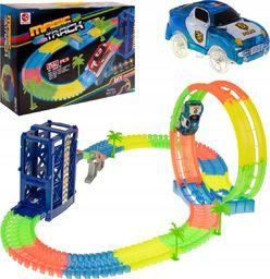 KIK Tor samochodowy  Luminous Track 129 el.  (KX7466)