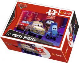 Trefl Puzzle Mini 54 - Auta 2 (19396)