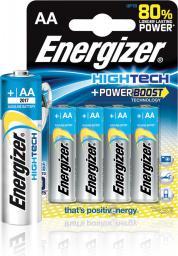Energizer Bateria High Tech AA / R6 4szt.