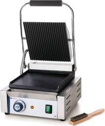 Grill elektryczny Hendi Kontakt grill kontaktowy góra ryflowana dół gładki 1800W - Hendi 263600 Kontakt grill kontaktowy góra ryflowana dół gładki 1800W - Hendi 263600