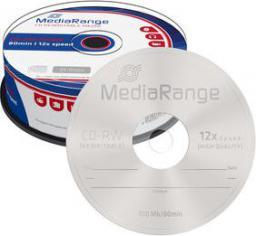MediaRange CD-RW 700MB 25szt. (MR235-25)
