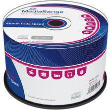MediaRange CD-R 700MB - 50 sztuk (MR207)