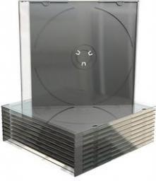MediaRange Pudełka na płyty CD/DVD 50szt. (BOX21-M)