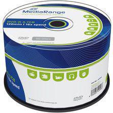 MediaRange DVD-R 4,7GB 50szt. 16x (MR444)