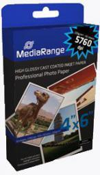 MediaRange Foto 10x15cm/220g/50 Arkuszy (MRINK104)