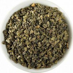 QUBA CAFE Herbata zielona China Gunpowder, 100g