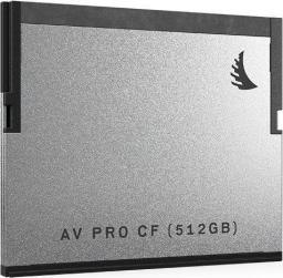 Karta Angelbird AV Pro CFast 512 GB  (AVP512CF)