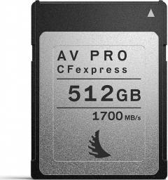 Karta Angelbird AV PRO CFexpress CFexpress 512 GB  (AVP512CFX)