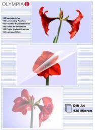 Olympia woreczki do laminacji DIN A4 125 micron (9176)
