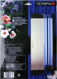 Olympia Zestaw 2 w 1 folia do laminowania z trymerem - (3083)