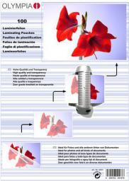Olympia woreczki do laminacji DIN A5 80 micron (9167)