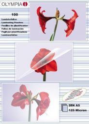 Olympia woreczki do laminacji DIN A5 125 micron (9177)