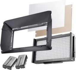 Lampa studyjna Walimex Fluorescencyjna pro LED Foto/Video Square 312 D (21159)