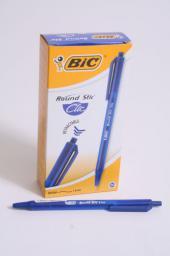 Bic Round Stic Clic niebieski 1szt. 926376