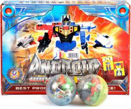 Mega Creative Klocki Monster 7X7 Robot 12360  (2816 88)