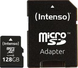 Karta Intenso MicroSDXC 128 GB Class 10  (3413491)