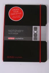 Herlitz NOTES A6/40K KRAT (0011361599)