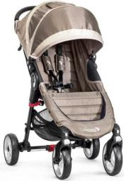 Wózek BABY JOGGER City Mini Single 4W Sand/Stone 1045 (A BJ10457)