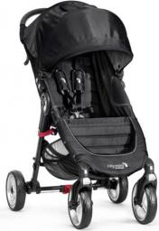 Wózek BABY JOGGER BBJ WOZEK CITY MINI SINGLE 4W BLACK/GRAY 1041 - A BJ10410