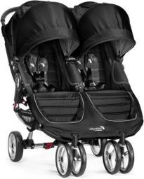 Wózek BABY JOGGER CITY MINI DOUBLE BLACK/GRAY