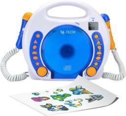 Odtwarzacz CD Xoro X4-TECH Bobb Joey MP3 - 701353