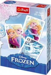 Trefl Karty Piotruś - Frozen (08448)