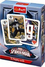Trefl KARTY DO GRY 55 TREFL 08613 SPIDERMAN PUD - 08613 TR
