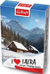 Trefl KARTY DO GRY 55 TREFL 08359 G55 TATRY ZIMA PU - 08359