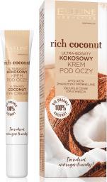 Eveline Rich Coconut kokosowy krem pod oczy ultra-bogaty 15ml