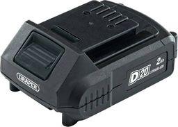 Draper Tools Draper Tools Akumulator litowo-jonowy D20, 2Ah, 20V