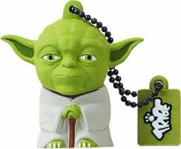 Pendrive Tribe Star Wars Yoda 16GB (FD007528)